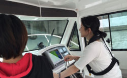 「操船マスター」で船遊びの不安を解消! 船がもっと楽しくなる #ヤマハマリン