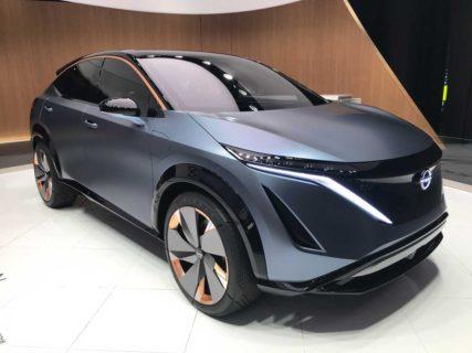 #アリアコンセプト に見る日産EVの新基準|PR